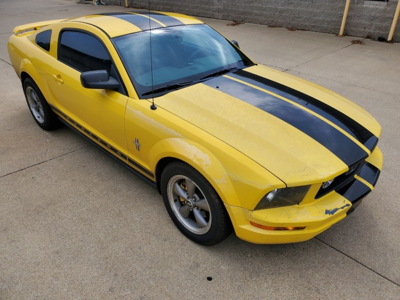 FORD MUSTANG 2006 price $5,650