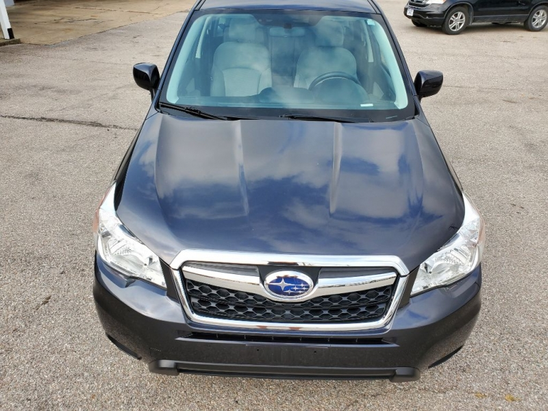 SUBARU FORESTER 2016 price $15,800