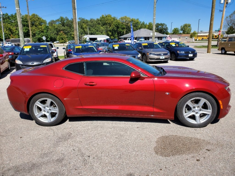 CHEVROLET CAMARO 2017 price $22,400