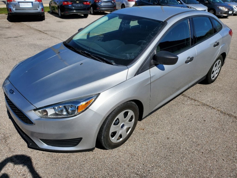 FORD FOCUS 2015 price $7,400