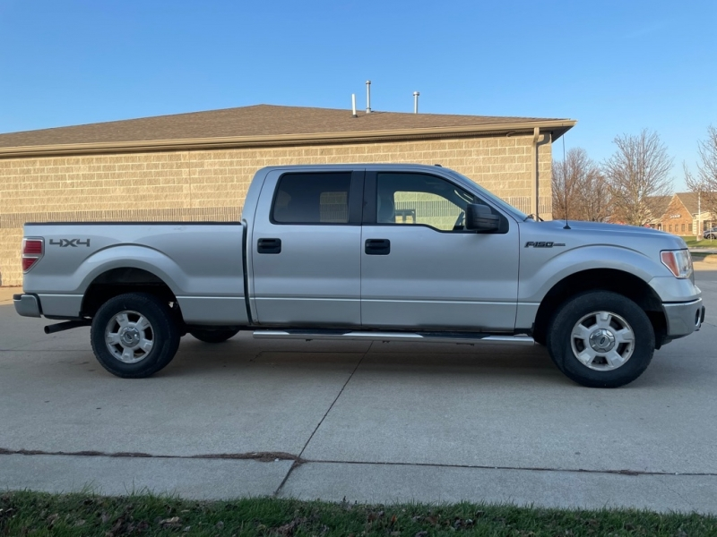 FORD F-150 2014 price $16,500