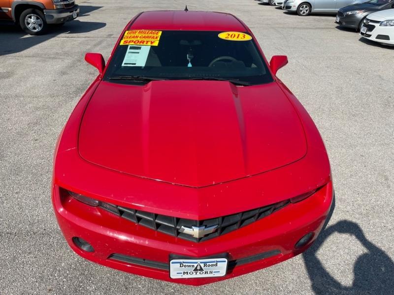 CHEVROLET CAMARO 2013 price $14,300
