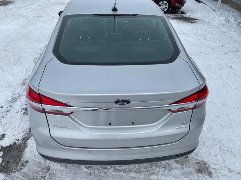 FORD FUSION 2018 price $11,900