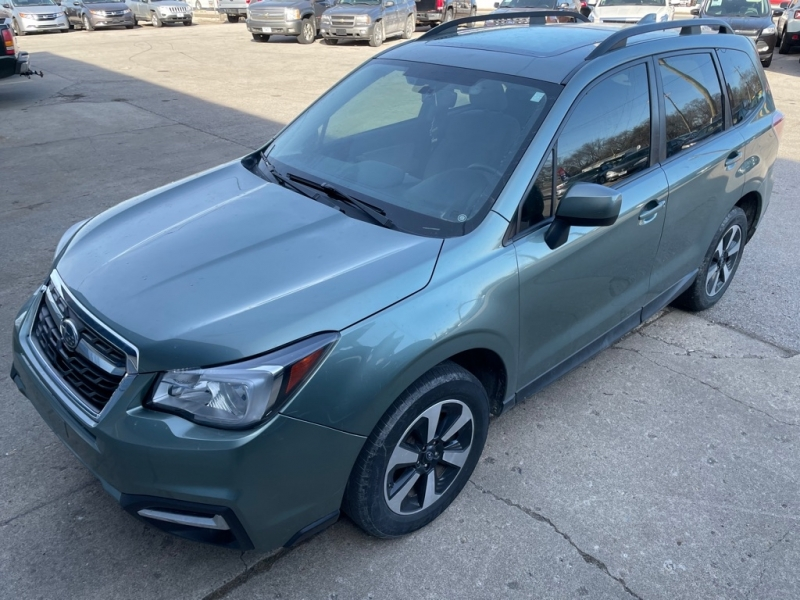 SUBARU FORESTER 2018 price $17,900