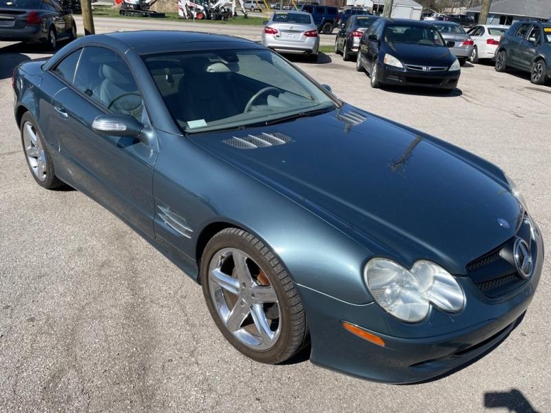 MERCEDES-BENZ SL 2005 price $10,900