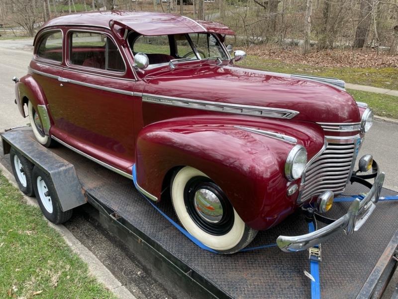 CHEVORLET SPECIAL DELUXE 1941 price $23,000