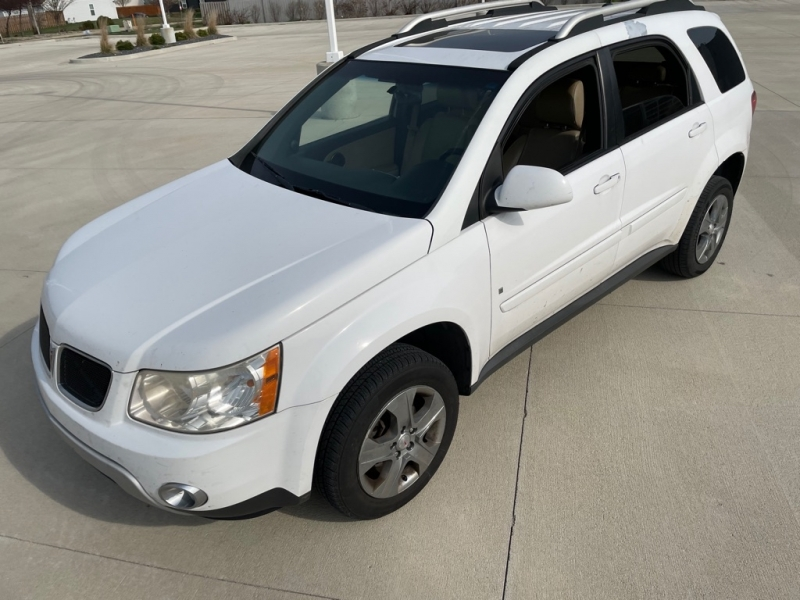 PONTIAC TORRENT 2008 price $3,700