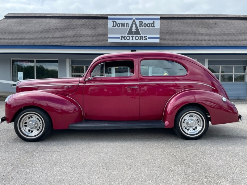 FORD DELUXE 1940 price $28,000