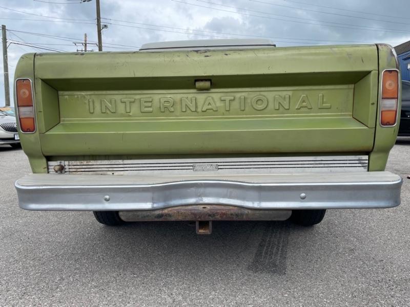 INTERNATIONAL HARVES TRAVELETTE 1969 price $20,000