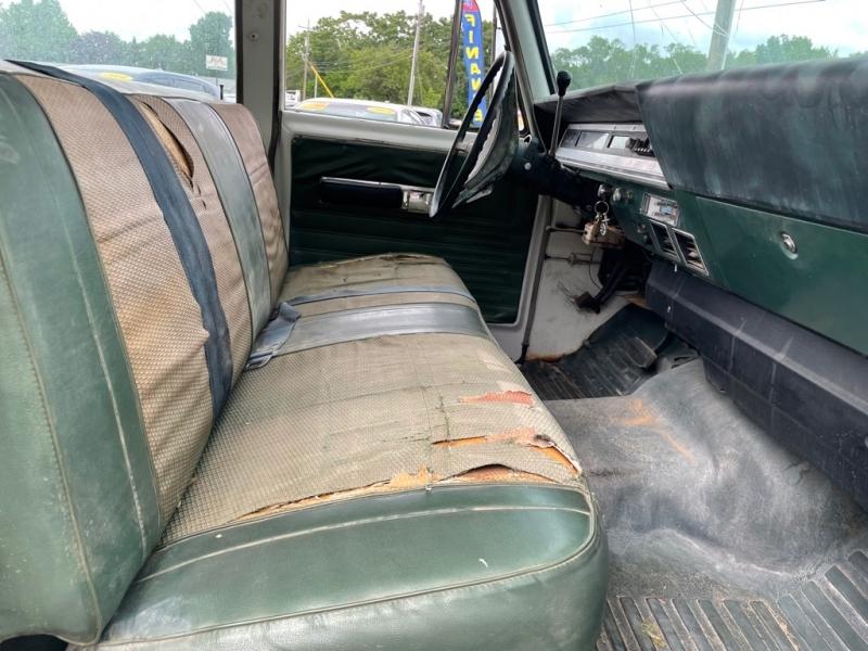 INTERNATIONAL HARVESTER 1969 price $25,000