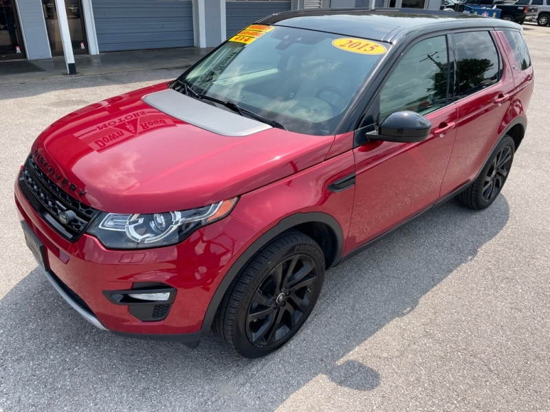 LAND ROVER DISCOVERY SPORT 2015 price $17,800