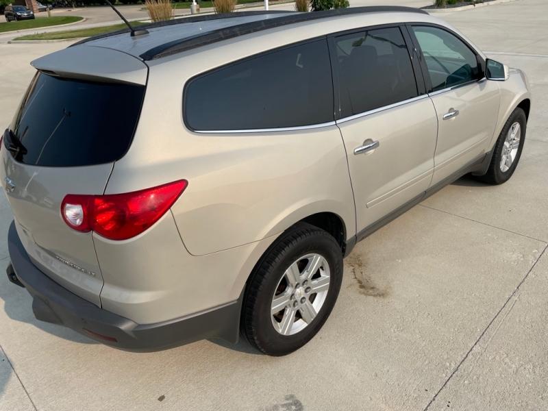 CHEVROLET TRAVERSE 2012 price $7,000