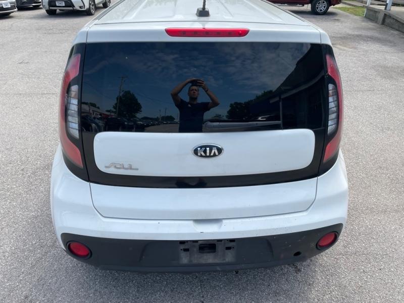 KIA SOUL 2017 price $12,600