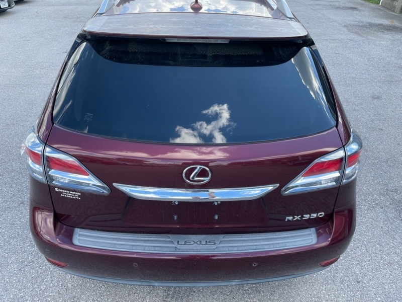 LEXUS RX 2013 price $18,600