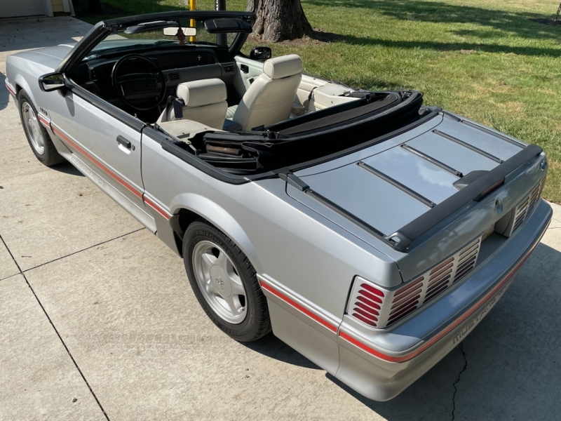 FORD MUSTANG 1993 price $14,500