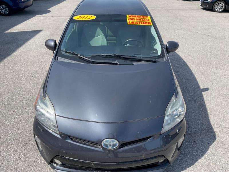 TOYOTA PRIUS 2012 price $12,200