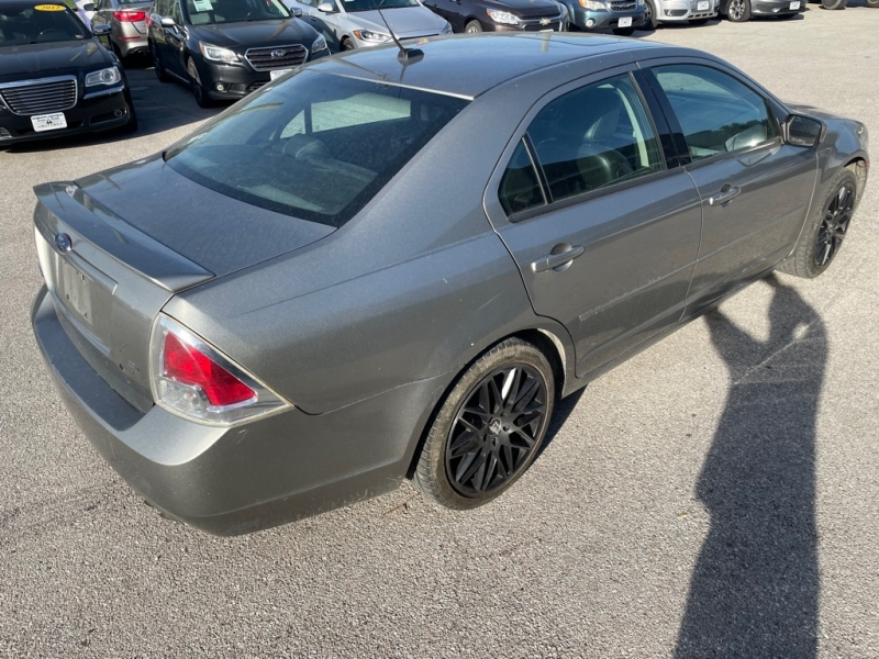 FORD FUSION 2009 price $5,850
