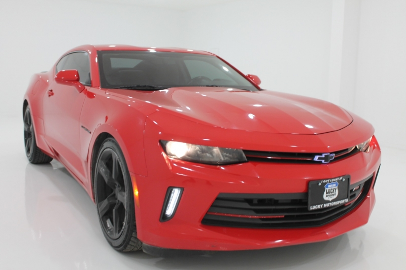 Chevrolet CAMARO 2017 price $22,777