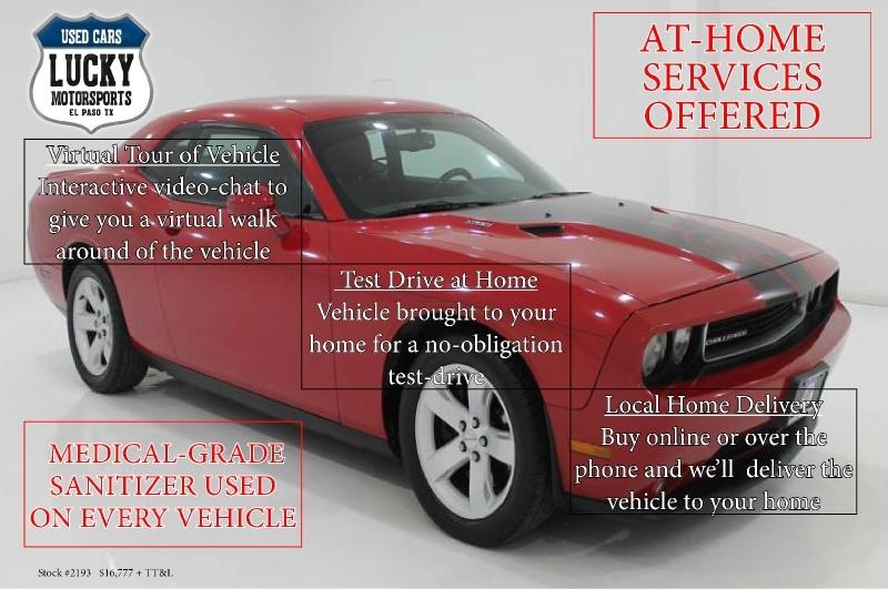 Dodge CHALLENGER 2013 price $16,777