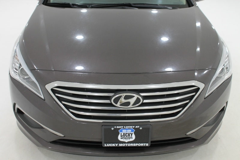 HYUNDAI SONATA 2017 price $11,777