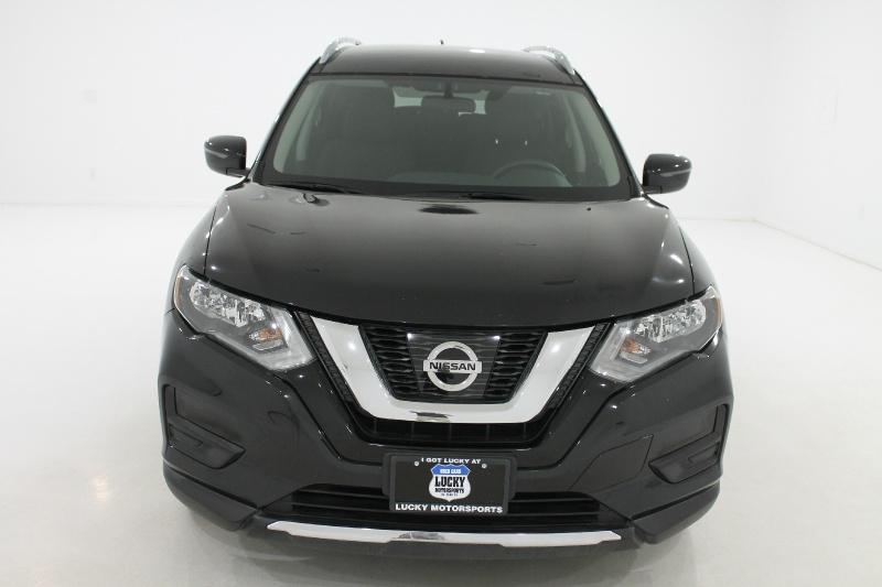Nissan ROGUE 2017 price $16,777