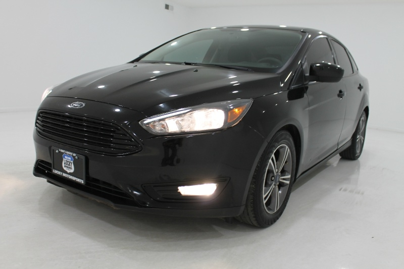 FORD FOCUS 2018 price $11,777