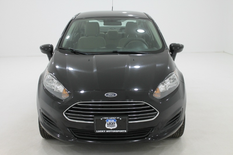 FORD FIESTA 2018 price $11,777