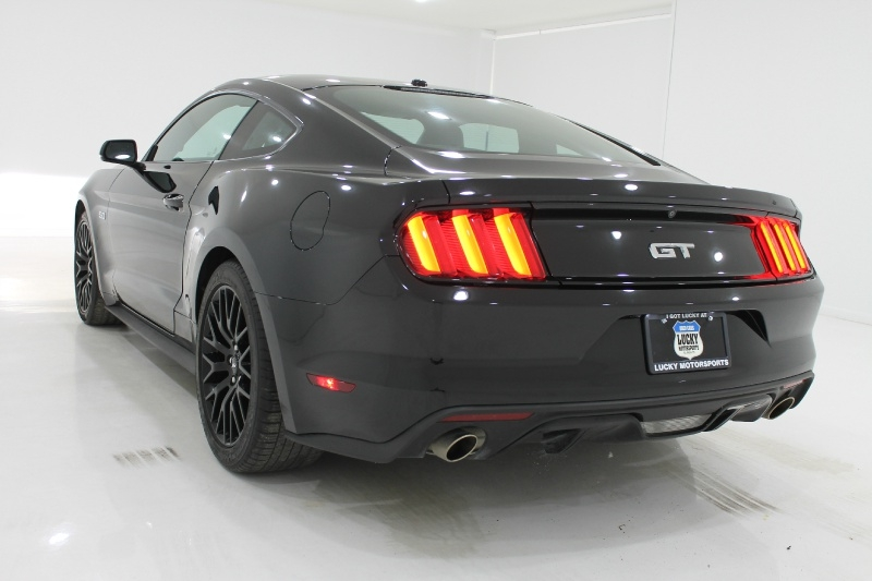 Ford MUSTANG 2017 price $34,777