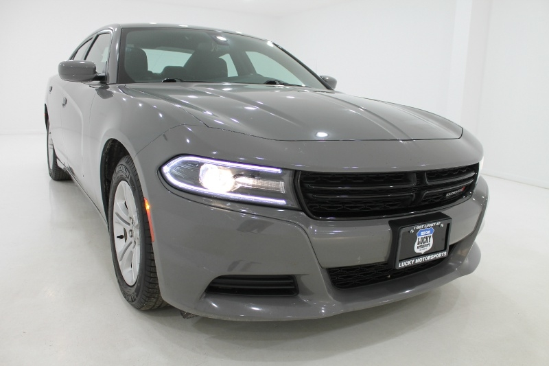 DODGE CHARGER 2018 price $25,777