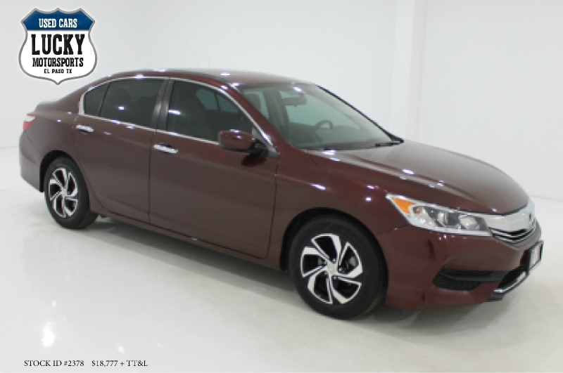 HONDA ACCORD 2017 price $18,777