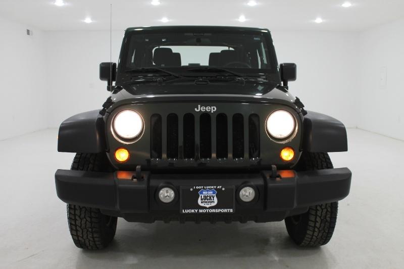 JEEP WRANGLER 2012 price $19,777