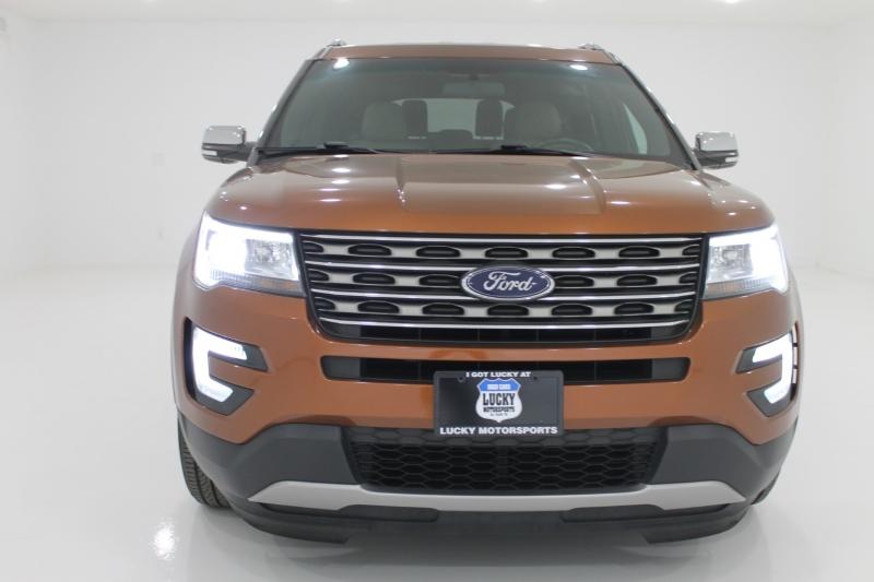 Ford EXPLORER 2017 price $24,777