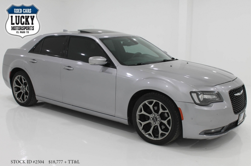 CHRYSLER 300 2015 price $18,777