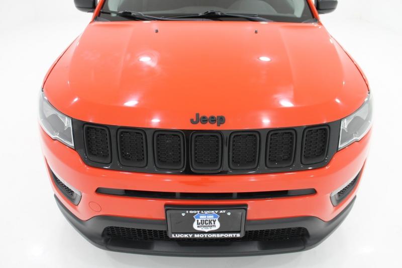 JEEP COMPASS 2018 price $18,777