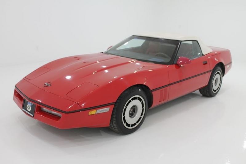 CHEVROLET CORVETTE 1987 price $12,777