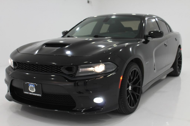 DODGE CHARGER 2018 price $35,777