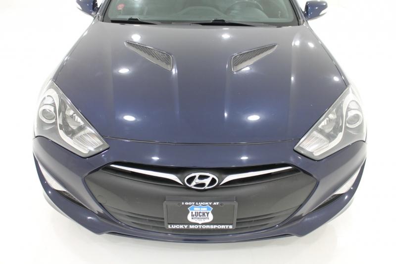 Hyundai GENESIS COUPE 2016 price $23,777