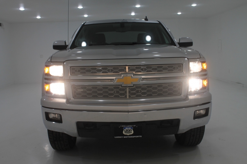 CHEVROLET SILVERADO 1500 2015 price $33,777
