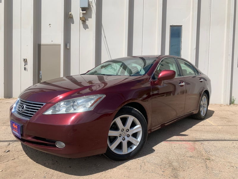 Lexus ES 350 2007 price $5,488