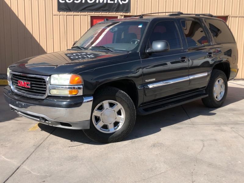 GMC Yukon 2004 price $6,988