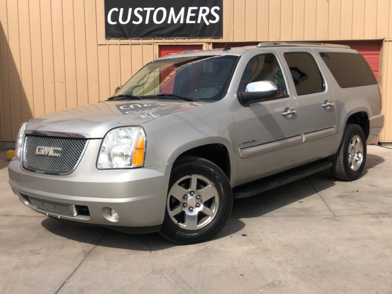 GMC Yukon XL 2007 price $8,988