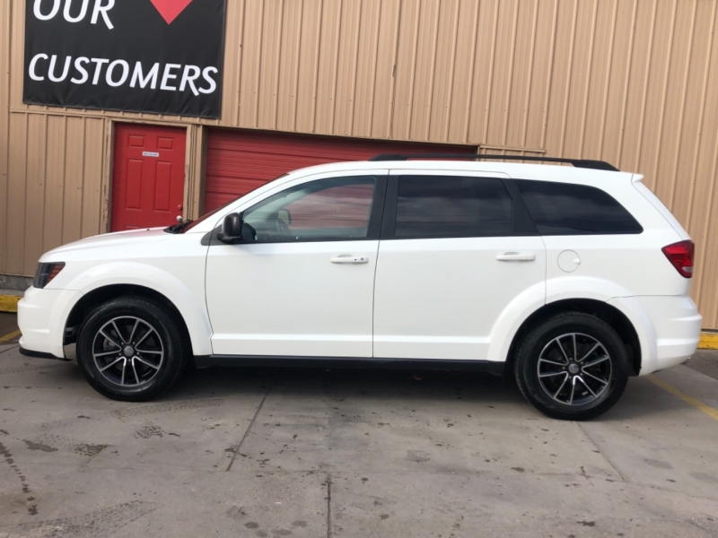 Dodge Journey 2017 price $12,988