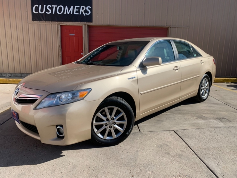 Toyota Camry Hybrid 2010 price $5,488