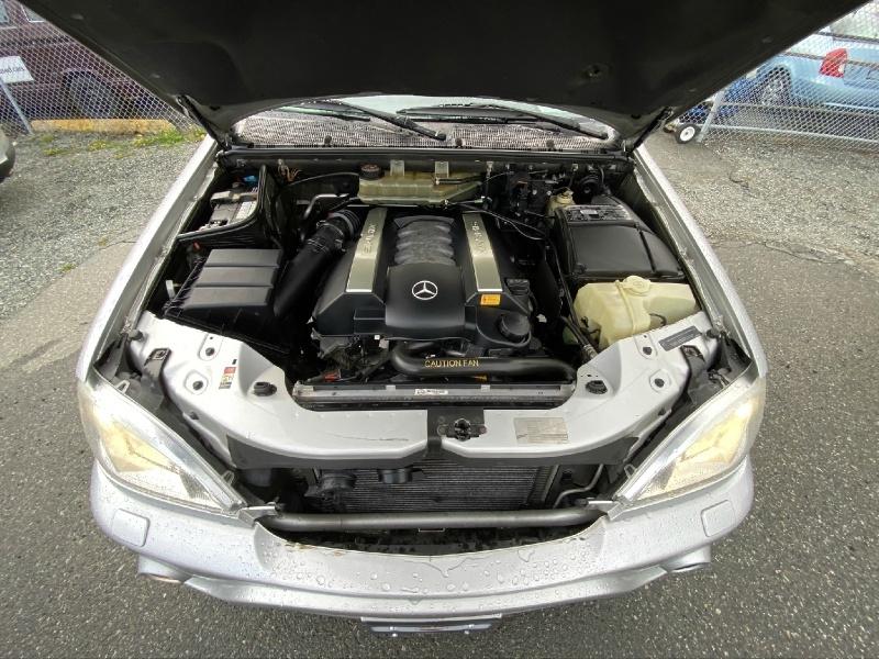 Mercedes-Benz M-Class 2000 price $6,995