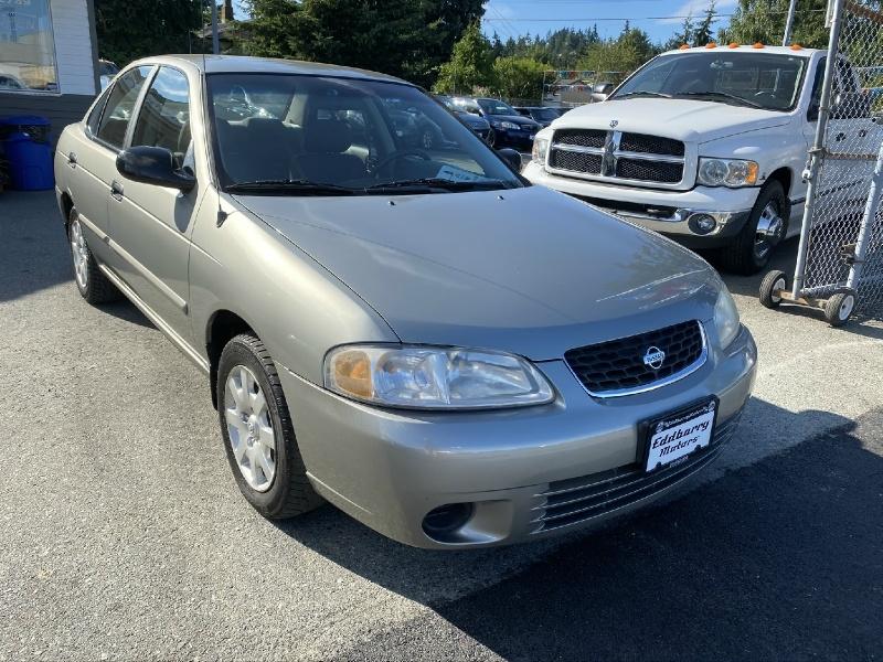 Nissan Sentra 2001 price $2,995