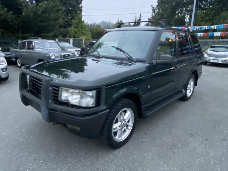Land Rover Range Rover 1999 price $8,995