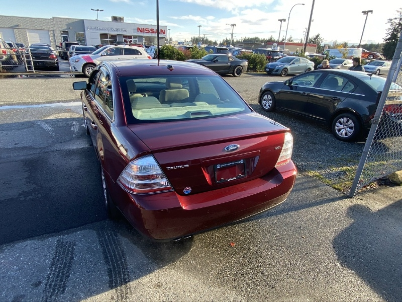 Ford Taurus 2008 price $6,795