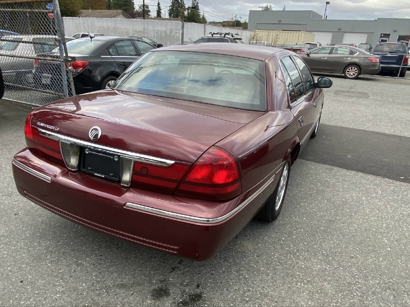 Mercury Grand Marquis 2004 price $7,995