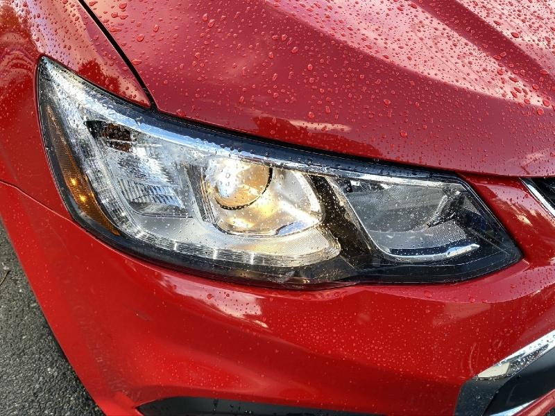 Chevrolet Sonic 2017 price $8,995
