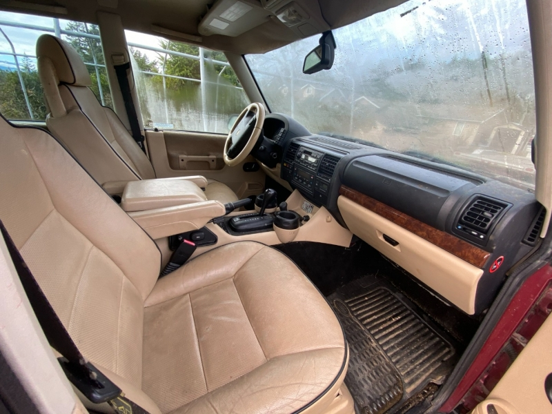 Land Rover Discovery 2003 price $1,595